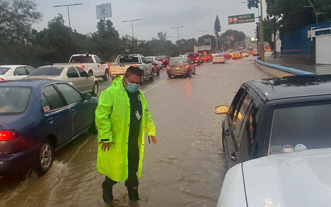 Despliega SSPO Plan Estatal de Auxilio a la Población por lluvias presentadas en el estado