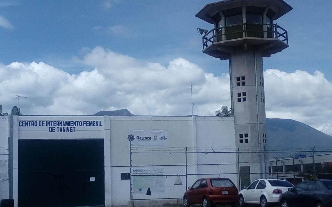 Privilegia Gobierno de Oaxaca salud de la población penitenciaria