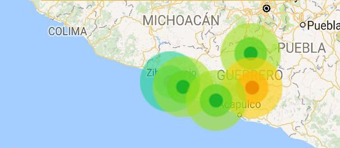 Un sismo no se puede predecir: CEPCO