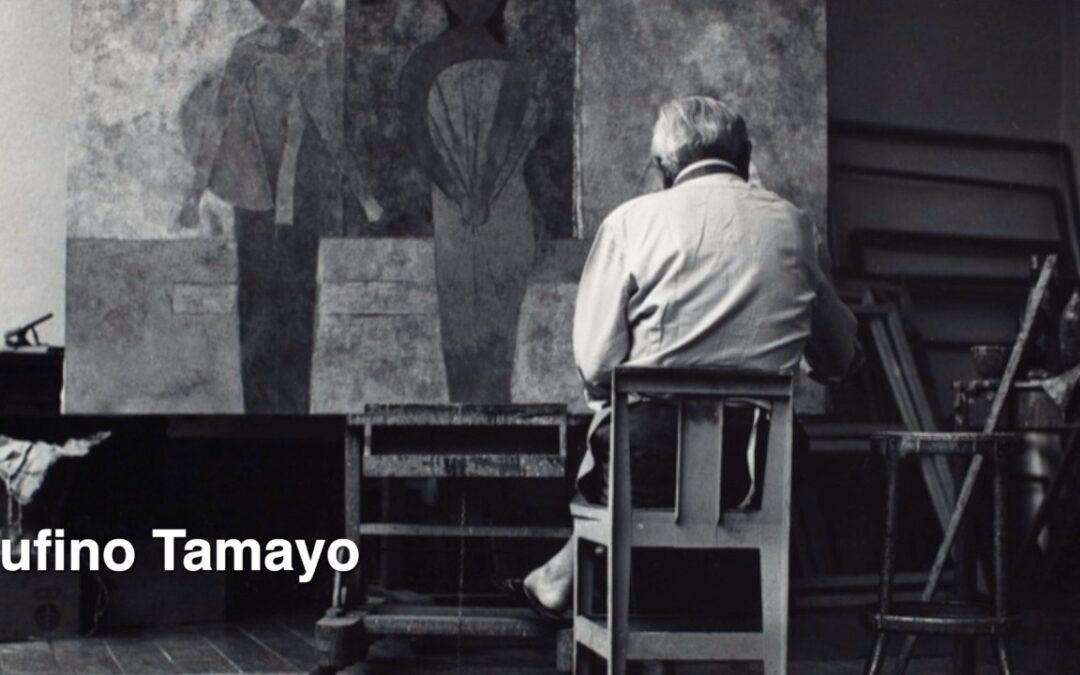 Conmemora Seculta natalicio del pintor oaxaqueño Rufino Tamayo