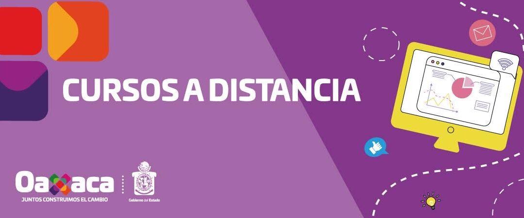 Cursos a distancia del Icapet llegarán a todo Oaxaca