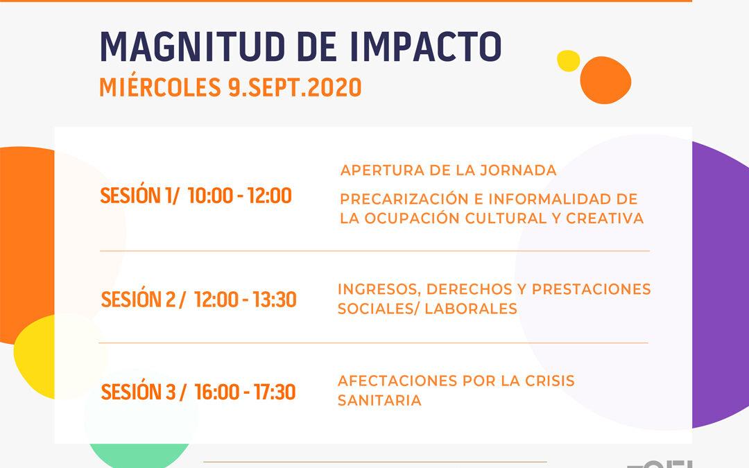 Invita Seculta a participar en los Diálogos Públicos y analizar  el impacto del COVID-19 en las economías creativas de México