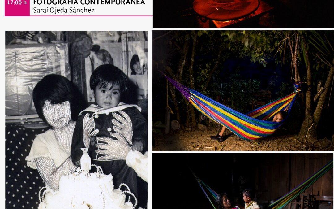 """Presenta Saraí Ojeda la conferencia """"La familia mexicana en la fotografía contemporánea"""""""
