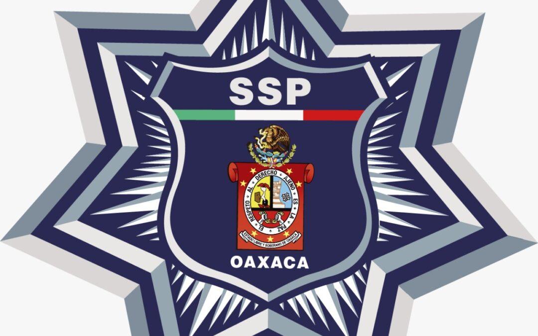 Atiende SSPO petición de elementos de la Policía Estatal