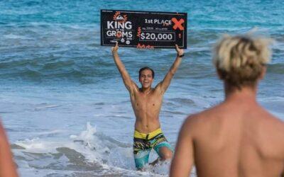 Atletas oaxaqueños dominan la preselección de surf que buscará boletos olímpicos