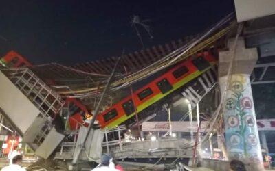 Tragedia en la Línea 12 del Metro de la CDMX: 23 muertos
