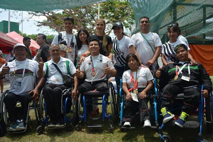 El Incude se prepara para llevar a las y los deportistas a los Paranacionales Conade