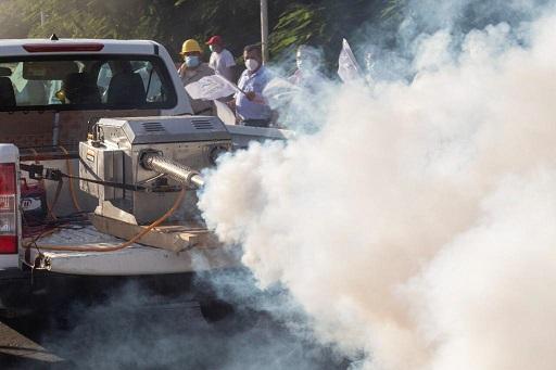 Piden los SSO mantener los espacios limpios para evitar el dengue